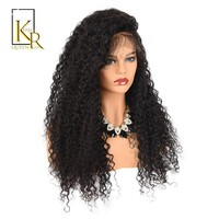 360 Lace Frontal Wig Curly Wig Human Hair Wigs Pre Plucked Brazilian Remy 150% Density Bleached Knots Full End King Rosa Queen