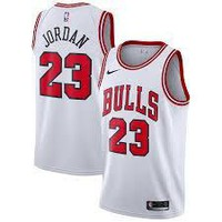 Chicago Bulls Home Jersey