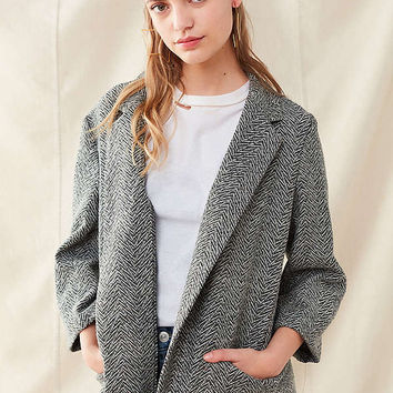 Urban Renewal Remade Cozy Blazer | Urban Outfitters