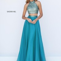 Sherri Hill 50096 Sherri Hill Prom Dresses, Evening Dresses and Homecoming Dresses | McHenry | Crystal Lake IL
