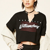 Brooklyn Williamsburg Graphic Tee