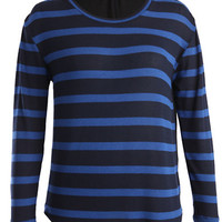 Kut Erin Striped Top