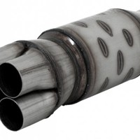 Flowmaster® - Scavenger Series Outlaw II Race Collector Muffler
