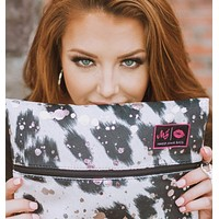 Make up junkie Rodeo queen bag