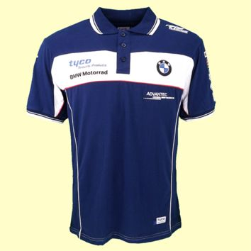 "The ""BMW Motorrad"" Team Polo Shirt"