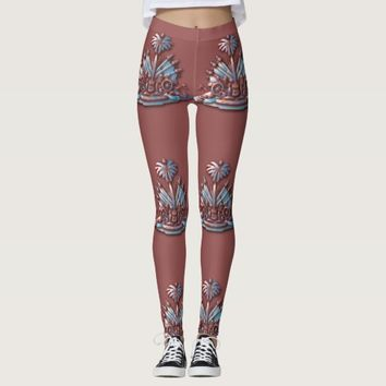 HAITI EMBLEM LEGGINGS HAVIC ACD