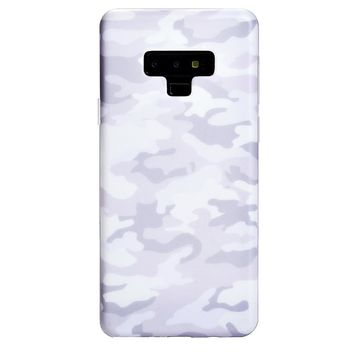 White Clouds Camo Samsung Galaxy Case