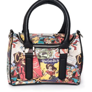 DC Comics Bombshells Mini Satchel