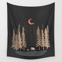 Feeling Small... Wall Tapestry by NDTank