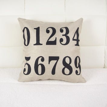 Home Decor Pillow Cover 45 x 45 cm = 4798370564