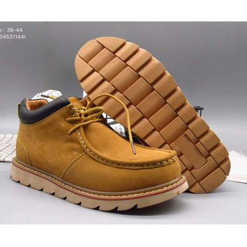 Autumn and winter new Martin boots British high to help the trend tooling boots shoes casual shoes F-A36H-MY