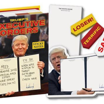 PHILOSPHERS GUILD TRUMP'S EXECUTIVE ORDERS