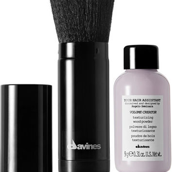 Davines - Your Hair Assistant Volume Creator Powder and Brush Duo