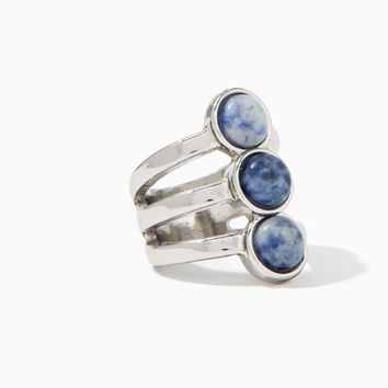 Triple Moon Ring | Charming Charlie