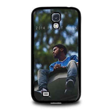 j cole forest hills samsung galaxy s4 case cover  number 1
