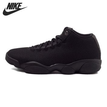 Original New Arrival 2016 NIKE Men's Plain Breathable Basketball Shoes Sneakers