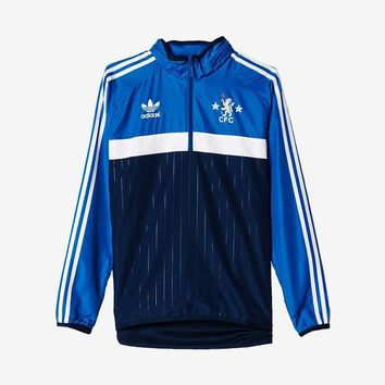 Chelsea Half-Zip Windbreaker