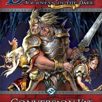 Descent: Journeys in the Dark (2nd Edition) - Conversion Kit