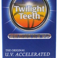 Twilight Teeth Platinum 25 U.v. Accelerated Whitening System