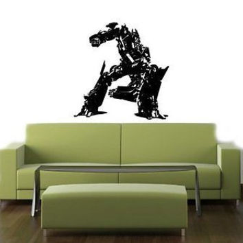 Megatron Transformers decepticons Wall Art Sticker Decal 88