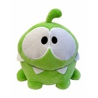 "Cut The Rope 5"" Happy Om Nom Plush"