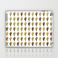 Cactus 2 design, Vector Laptop & iPad Skin by Claude Gariepy