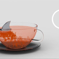 Sharky Tea Infuser Won 3rd Prize at The Beyond Silver Competition | Tuvie
