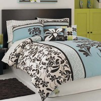 Roxy Julia Bedding By Roxy Bedding, Comforters, Comforter Sets, Duvets, Bedspreads, Quilts, Sheets, Pillows: The Home Decorating Company