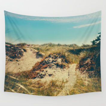 I want the ocean Wall Tapestry by HappyMelvin