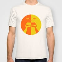Back to the Future T-shirt by Jazzberry Blue