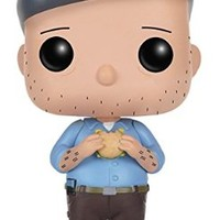Funko POP Animation: Bob's Burgers - Teddy Action Figure
