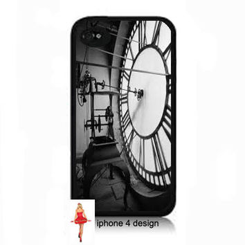 Vintage Clockface 4 case, Iphone case, Iphone 4s case, Iphone 4 cover, i phone case, i phone 4s case