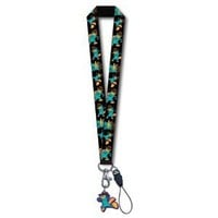 Amazon.com: Phineas and Ferb Agent P Lanyard: Toys & Games