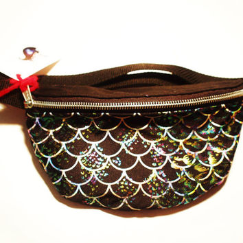 Fanny Pack - Lined with Microfleece (5 Variations Available)