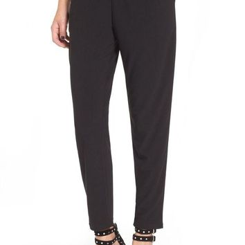 Leith | Pleat Front Trousers
