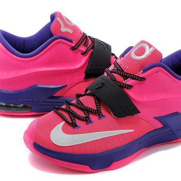 Nike Mens Kevin Durant Kd 7 Se Ep Pink/purple Us7 12 | Best Deal Online