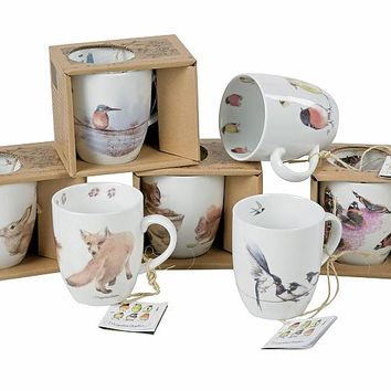 Marjolein Bastin Mug Collection | CJ Wildlife (UK)