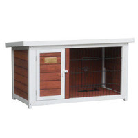 Advantek The Pueblo Rabbit Hutch - Small Pet - Boutique - PetSmart