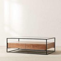 Daliah Coffee Table | Urban Outfitters