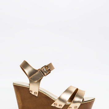 Split Second Platform Wedges