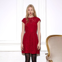 Dolce Vita: Winsor Dress Berry