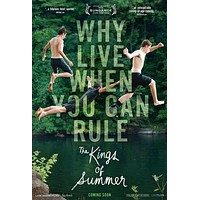 The Kings of Summer 27x40 Movie Poster (2013)