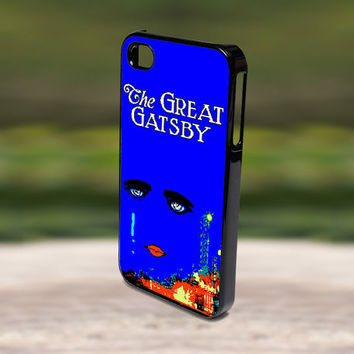 Accessories Print Hard Case for iPhone 4/4s, 5, 5s, 5c, Samsung S3, and S4 - The Great Gatsby Book Cover