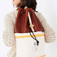 Fleabags Backpack- Brown One