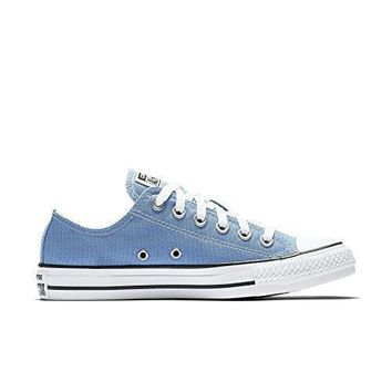 converse unisex chuck taylor all star low top pioneer blue sneakers 6 5 b m us wome