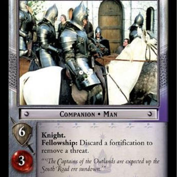Lord of the Rings TCG - Gondorian Captain - The Return of the King