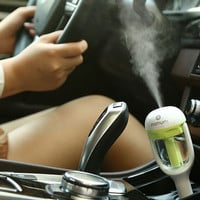 Mini Car Air Humidifier and Aromatherapy Essential Oil Diffuser Gift