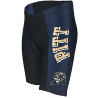 Pittsburgh Panthers NCAA Flat Seam Cycling Shorts