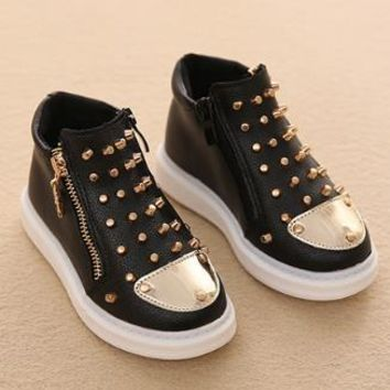 Girls Outdoors Shoes ingle low
