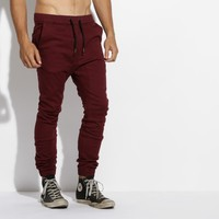 Zanerobe - Men's Sureshot Chino Pant (Burgundy)